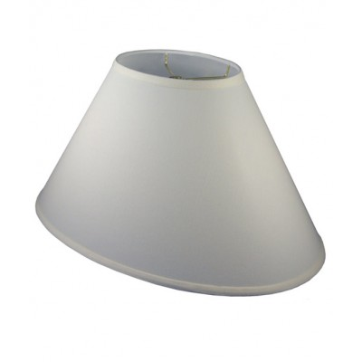 Oval Lamp Shade for Hotel Table and Floor Lamps