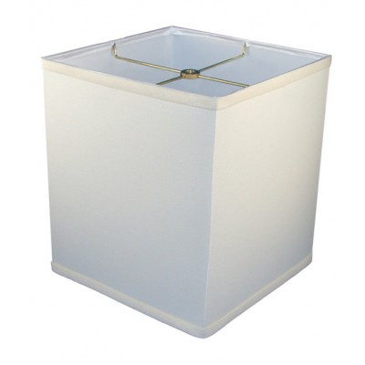 Square Lamp Shade for Hotel Table and Floor Lamps