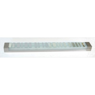 Mirror Glass Bar Code Pattern Vanity Light VL11129