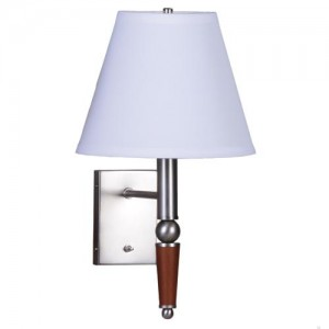 Single Nightstand Wall Sconce for Best Western WL426010