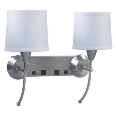 Double Wall Lamp for Super 8