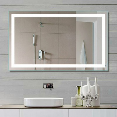 LED Lighted Mirror for Hotel