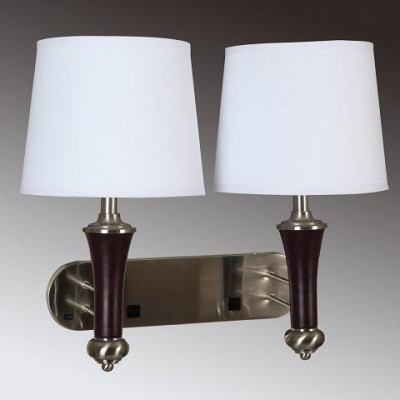 Wall Lamps With Outlets : Modern Task Lampcrate Barrel - modern lamp shades