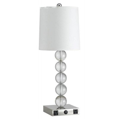 Guestroom Table Light With Outlets Tl11022