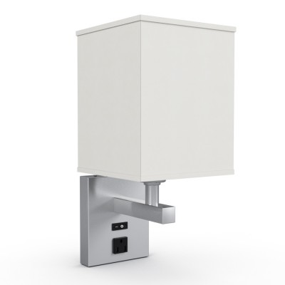 Single Nightstand Wall Lamp for Holiday Inn Revive