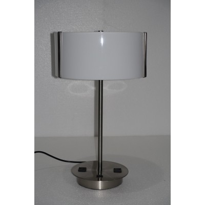 Desk Lamp with Acrylic Shade for SpringHill Suites