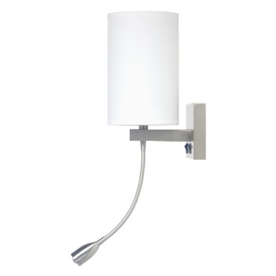 Comfort Inn And Suites Truly Yours Single Wall Lamp With