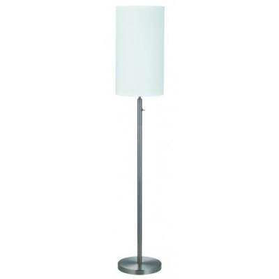 Hotel Floor Lamp with Rocker Switch at Column FL11130