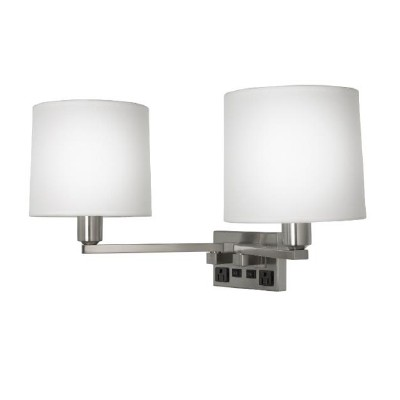 Queen Nightstand Sconce for Hyatt Hotel