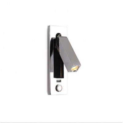 Hotel Bedside Reading Wall Light with USB
