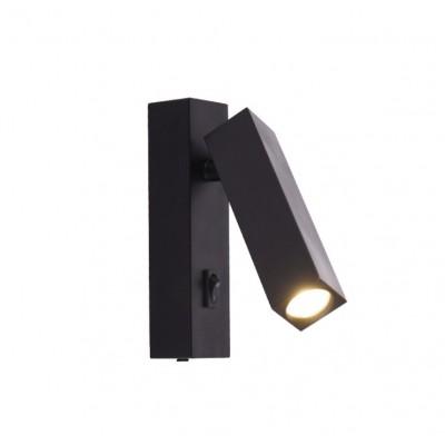 Hotel Bedside LED Reading Wall Lamp