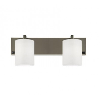Double Headboard Wall Lamp for Holiday Inn Express Formula Blue