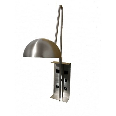 Wyndham Garden Wall Sconce with USB Outlets