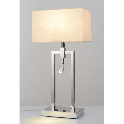 Stainless Steel Table Lamp for Seaside Hotel