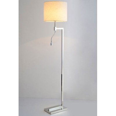 Floor Lamp with LED Reading Light