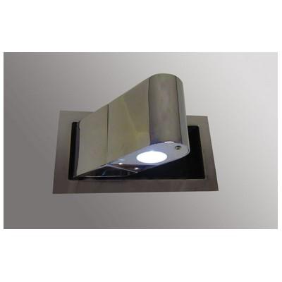 headboard lighting. Foldable Recess Mount LED Headboard Reading Light WL11104 Lighting